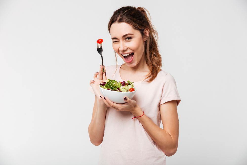吃抗氧化食物對抗自由基