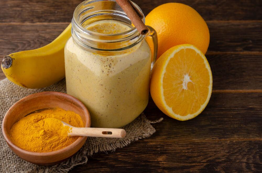 預防感冒的薑黃食譜