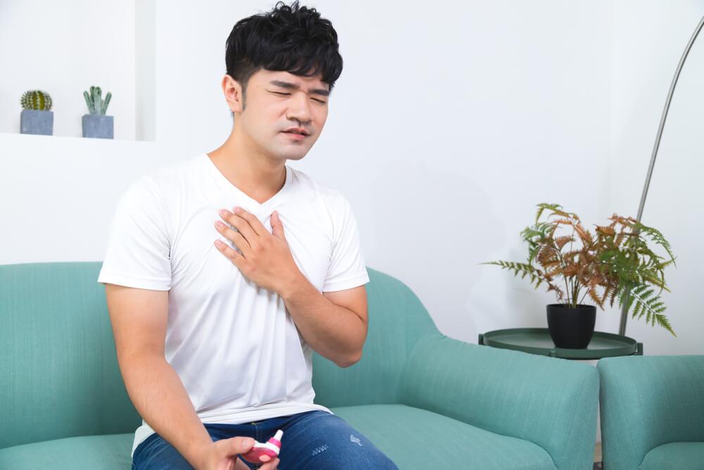 中藥薑黃運用:胸悶