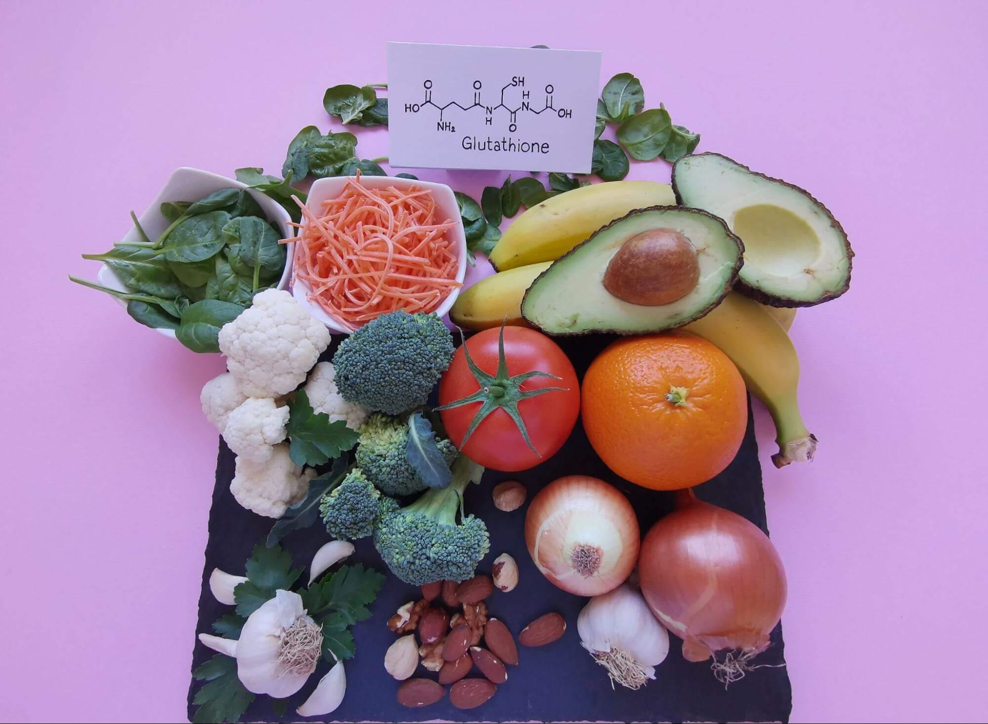 穀胱甘肽食物推薦