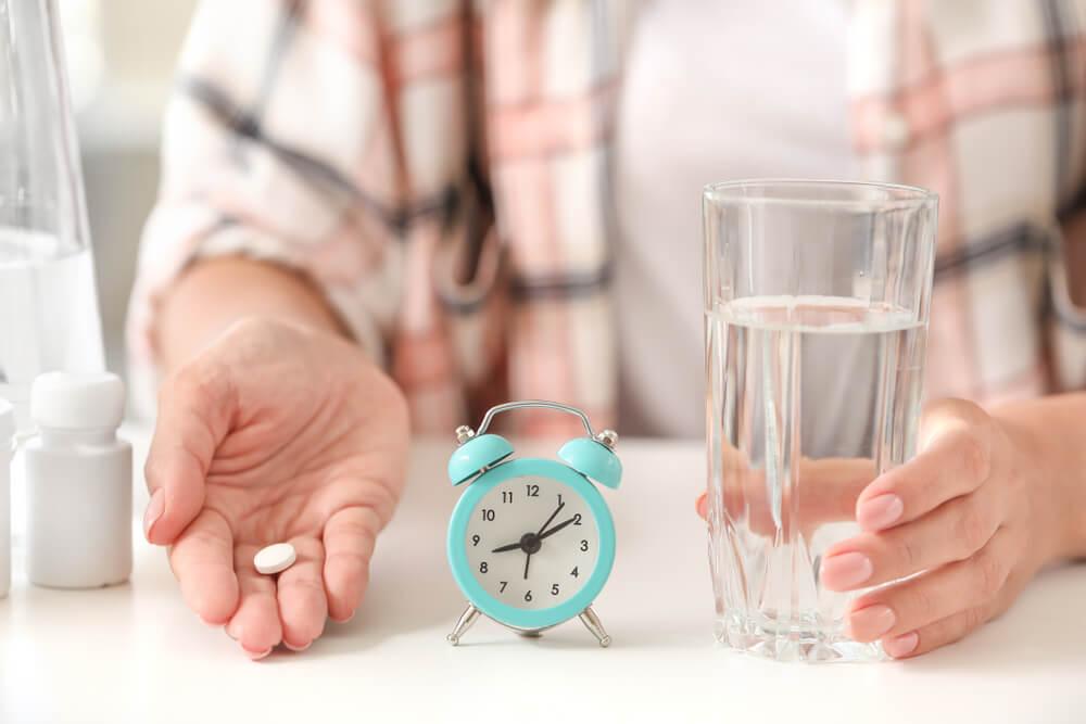 每天吃B群的時間應固定,並且定量攝取