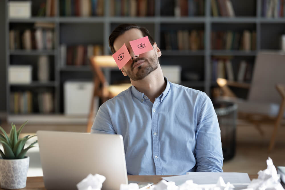 如何改善上班想睡覺?