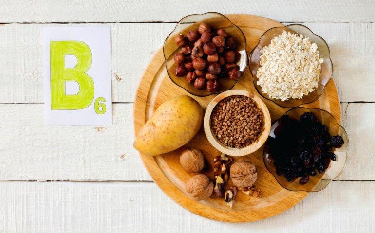 可從哪些食物攝取天然酵母B群?