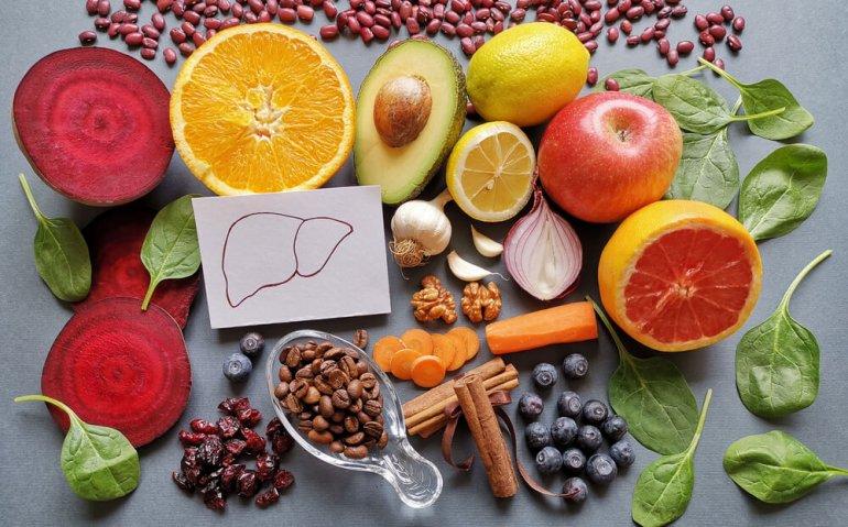 護肝食物有哪些?